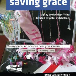 Theatre Review: Saving Grace (Shiny New Festival)