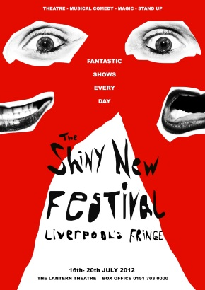 Shiny New Festival brings Fringe theatre to Liverpool