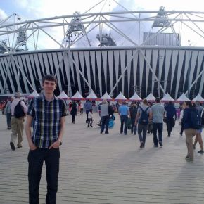 London 2012: My Olympics – Day 8 (The Big Day!)