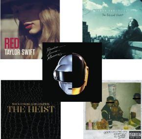 Grammy Awards 2014: Who should win Album Of The Year?