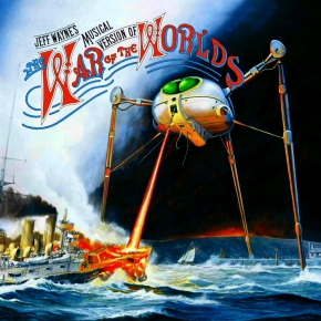 The UK's Greatest Hits: 37. Jeff Wayne's Musical Version of The War of the Worlds – Jeff Wayne