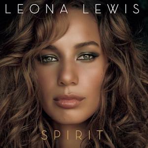 Leona_Lewis_–_Spirit_(album_cover)