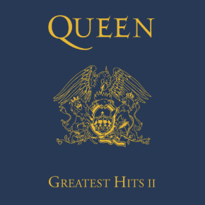 The UK's Greatest Hits: 10. Greatest Hits II – Queen