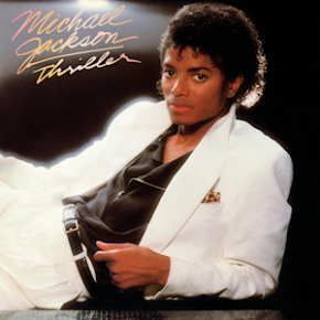 The UK's Greatest Hits: 6. Thriller – Michael Jackson
