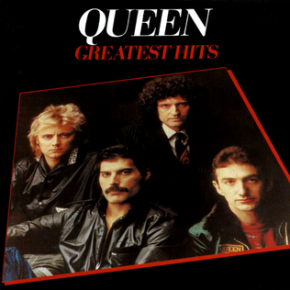 The UK's Greatest Hits: 1. Greatest Hits – Queen