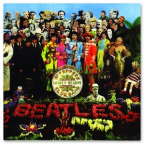 The UK's Greatest Hits: 3. Sgt. Pepper's Lonely Hearts Club Band – The Beatles