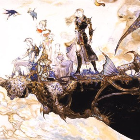 The Final Fantasy: Journey Into The Void (FFV)