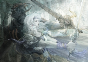 The Final Fantasy: Goodbye to the Darkness(FFIV)
