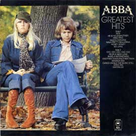 The UK's Greatest Hits: 46. Greatest Hits –Abba