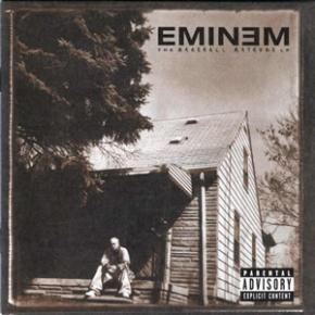 The UK's Greatest Hits: 55. The Marshall Mathers LP –Eminem