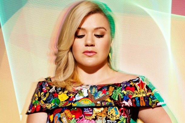 Kelly Clarkson - Piece by Piece 2015 Press Art