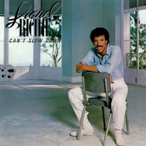 The World's Greatest Hits: Can't Slow Down – Lionel Richie