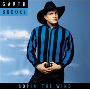 The World's Greatest Hits: Ropin' The Wind – GarthBrooks