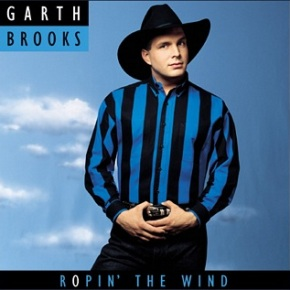 The World's Greatest Hits: Ropin' The Wind – Garth Brooks