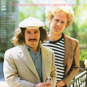 The World's Greatest Hits: Simon & Garfunkel's Greatest Hits – Simon & Garfunkel