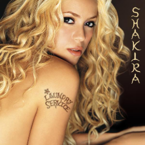 The World's Greatest Hits: Laundry Service – Shakira